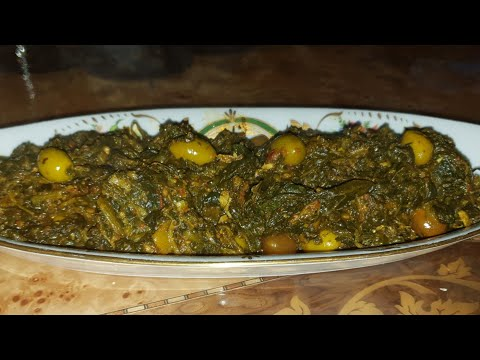 recette-d'épinards-à-la-marocaine-وصفة-السبانخ-المغربية