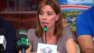 Presentación de la VI Edición de la Noche en Blanco - Puerto de la Cruz