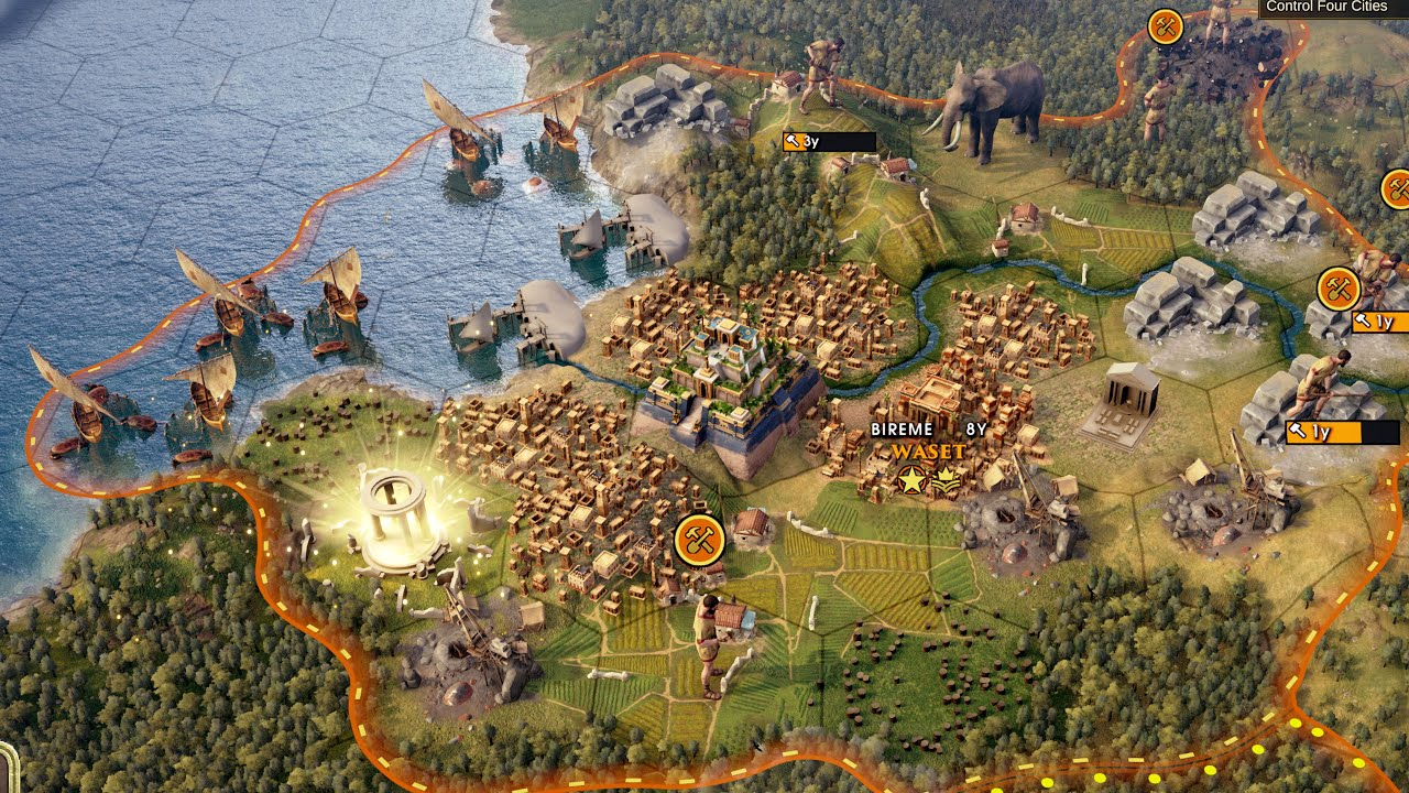 Old World - Gameplay (PC/UHD) - YouTube