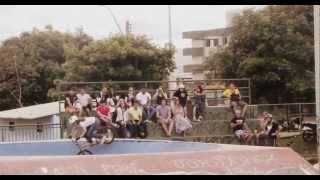Campeonato de BMX Park Categoria Feminina - Brasília DF 2013