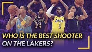 Lakers Podcast: Who is the Lakers' Best Shooter, Win Total Projections, and Best Offseason Moves