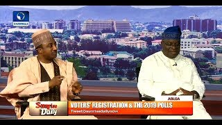 INEC Not Prepared For 2019 Elections - SDP Official  Pt.2 |Sunrise Daily|
