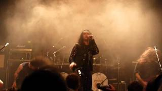 Moonspell White Skies @ Dynamo Eindhoven 6-6-2012