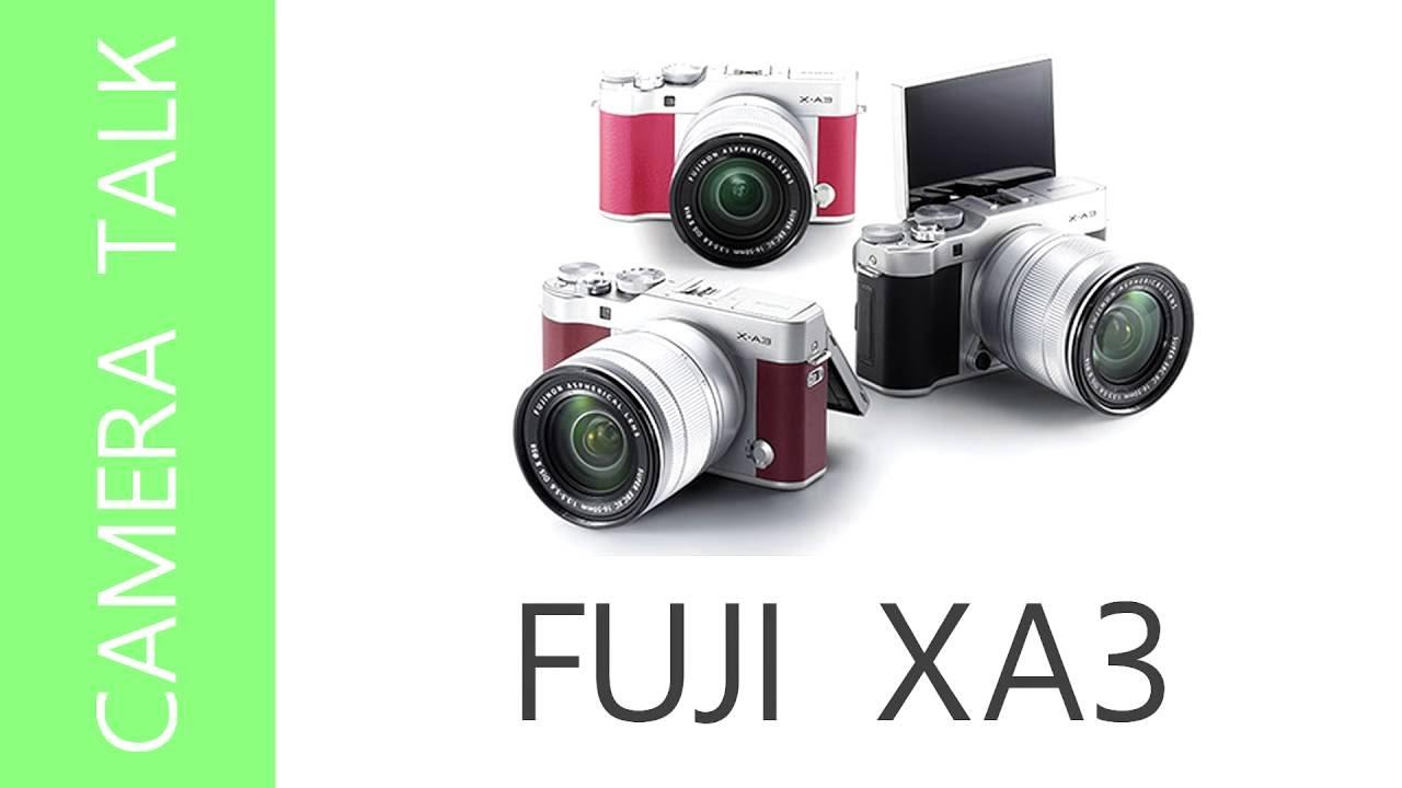 EP5 Fuji XA3