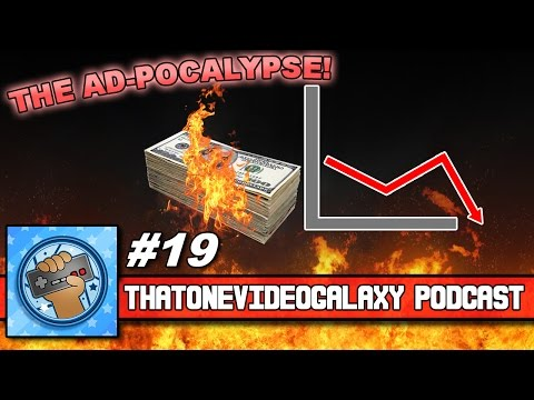 That One Video Galaxy Podcast #19 - Ad and Subtract!