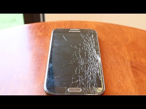 6 Step Tutorial: How to Replace Glass Screen Samsung Galaxy Note 2 N7100