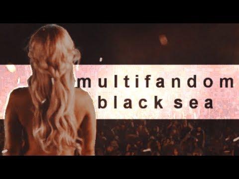 multifandom   black sea