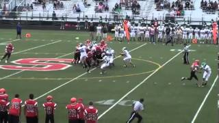 Quarterback Dillon Russo Highlight Film Scarborough High School