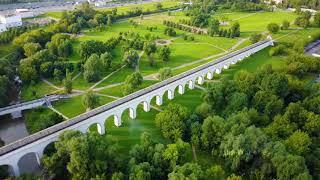 Ростокинский акведук - Мытищинский водопровод