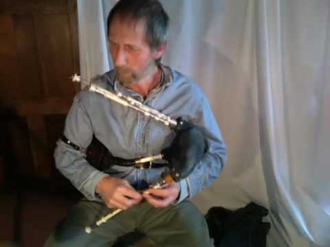 Northumbrian Pipes - Our Kate - Mike Smith