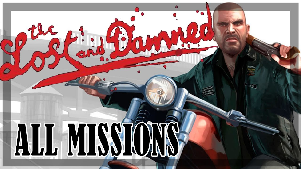 how to download lost and damned to gta 4