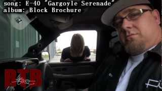 "RATE THE BASS!  E-40 ""GARGOYLE SERENADE"" & ""Over Here"" 10/10 (video 2)"