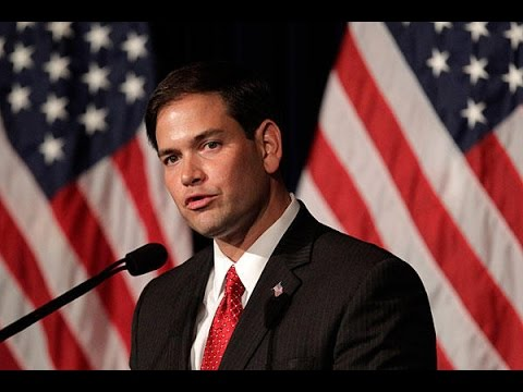 All About Marco Rubio - US Presidential Election 2016 Republican Candidate