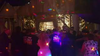 Wedding disco at the clock barn(3)
