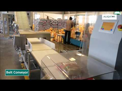 automatic-checkweigher- -product-inspection-system