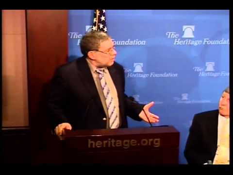 Heritage Panel -- Transparency in Philanthropy, April 11, 2013