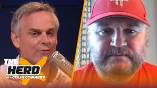 Daryl Morey on Jerry Krause's tenure with Bulls, 'The Last Dance,' Rockets, Harden | NBA | THE HERD