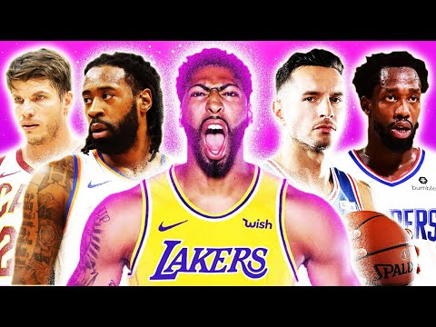 5 Free Agents The Lakers Should Sign After The Anthony Davis Trade