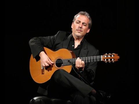 Pedro Javier González - Pueblo Blanco (en el Palau de la Música Catalana)