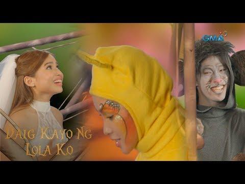 Daig Kayo Ng Lola Ko: Mga bagong kaibigan ni Mina Liit
