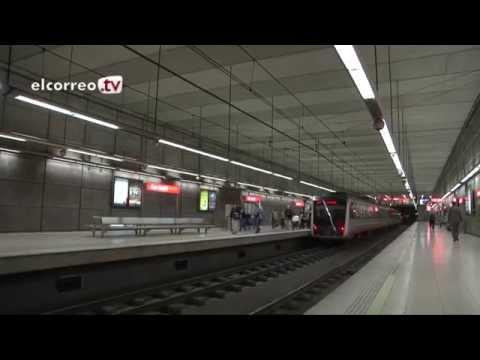 El metro de Bilbao cumple 20 años