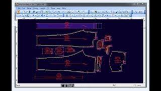 pant pattern | Optitex Pant Tutorial | Men's Pant Design | Optitex Pattern Video | Part-01