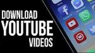 HOW TO DOWNLOAD YOUTUBE VIDEOS DIRECTLY TO iPhone!!! (No Computer)