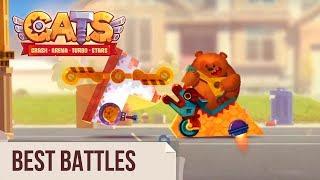 C.A.T.S. — Best Battles #99