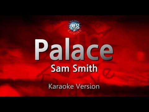 Sam Smith-Palace (애플 크리스마스 광고 삽입곡) (Melody) (Karaoke Version) [ZZang KARAOKE]