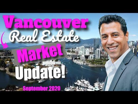 Vancouver Real Estate Market Update For September 2020