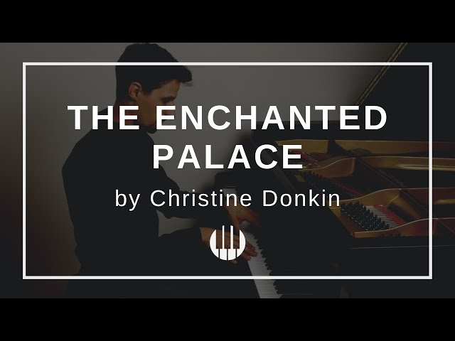 The Enchanted Palace by Christine Donkin