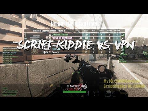 Script Kiddie Vs VPN #2 (Hilarious Must Watch!!)