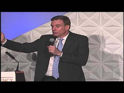 DATA Act Summit 2015, Sen. Mark Warner Keynote