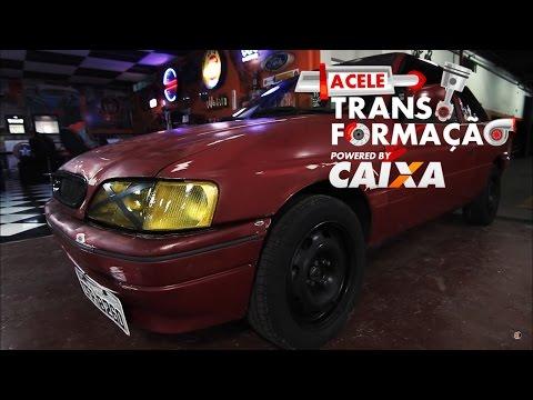 FORD ESCORT GL 1.8 - ACELETRANSFORMAÇÃO #2 BY CAIXA | ACELERADOS