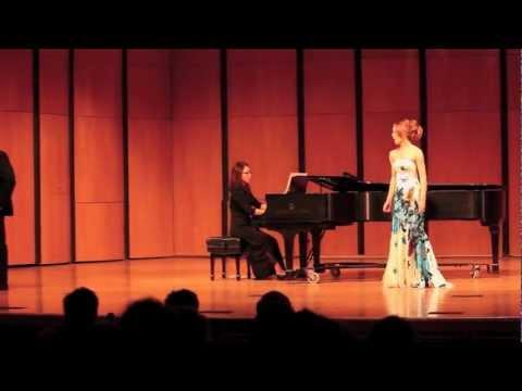 If I Loved You (Duet) - Amanda Woodward Boyd with Luke Hefner