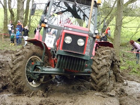 Traktor festival Nedvězí 2017/Traktoriáda 2017/Traktorski show