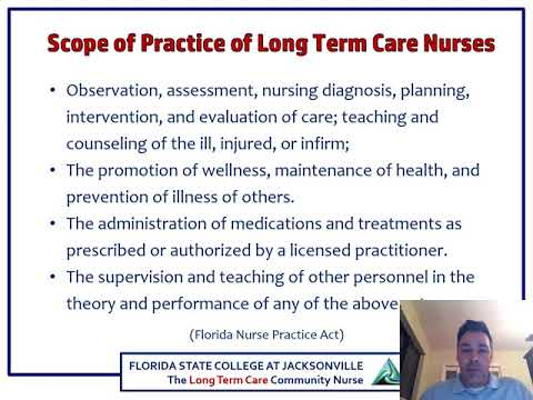 Long Term Community Nurse Presentation