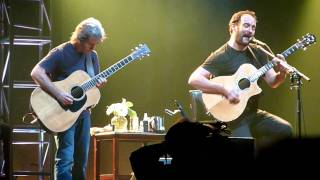 "HD VERSION "" Tripping Billies "" Dave Matthews, Tim Reynolds, McCaw Hall, Dec 7 2010"