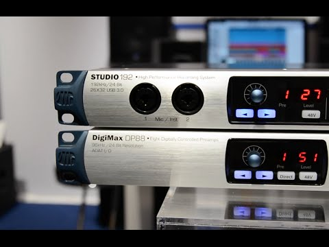 Video interview with Rick Naqvi - PreSonus Studio 192 Audio Interface