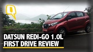 Datsun Redi-GO 1.0L First Drive Review: Old Bottle New Wine - The Quint