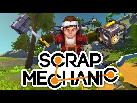 HOW TO GET SCRAP MECHANIC FOR FREE (NEW VERSION FREE 2019!!)