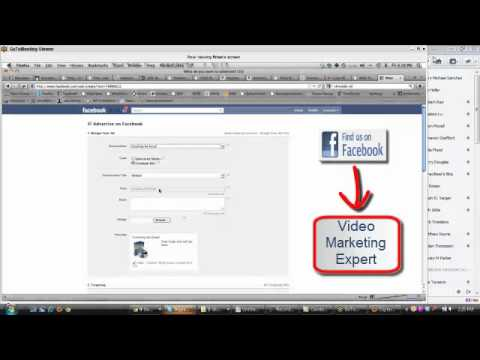 Video Marketing Tips and Social Media Marketing – Facebook Ads