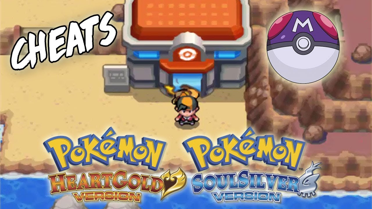 How To Get The Master Ball In Pokemon Heart Gold