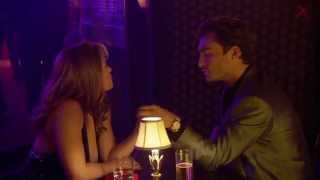 Ed Westwick and Erika Christensen of Wicked City - Behind the Scenes