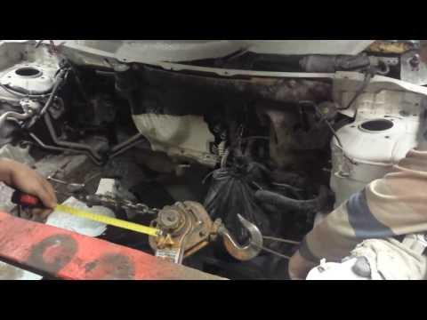 Вибрация двигателя и кузова, возможная проблема.