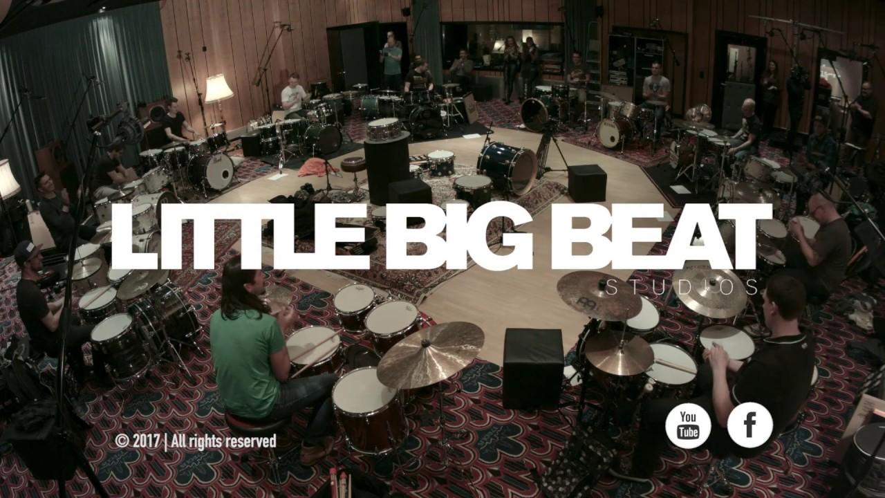 REMO Tuning Masterclass at LITTLE BIG BEAT STUDIOS
