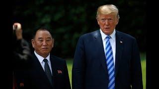 On-again North Korea summit 'will be a process,' Trump says