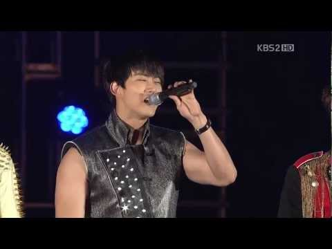 111022 - 2PM - 10 Out Of 10 @ KBS New York - Korea Festival