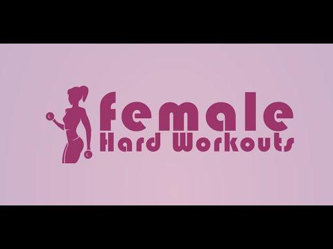 Female Hard Workouts Promotional Video EN