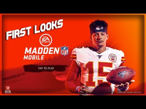 Madden Mobile 20 First Looks!! Legacy Packs Opening 80 OVR Elite Pull!!
